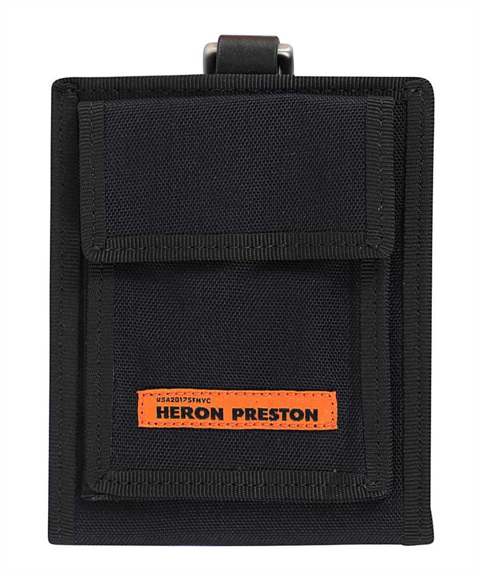 Heron Preston HMNA031F20FAB001 NECK Portafoglio 1