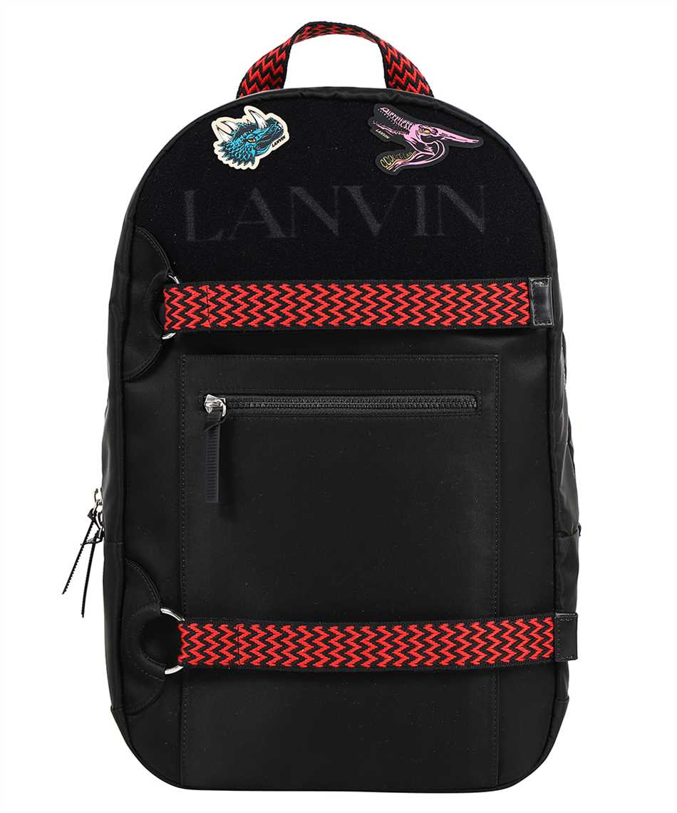 Lanvin LM BGSZC2 NYSC H21 LINING Backpack 1