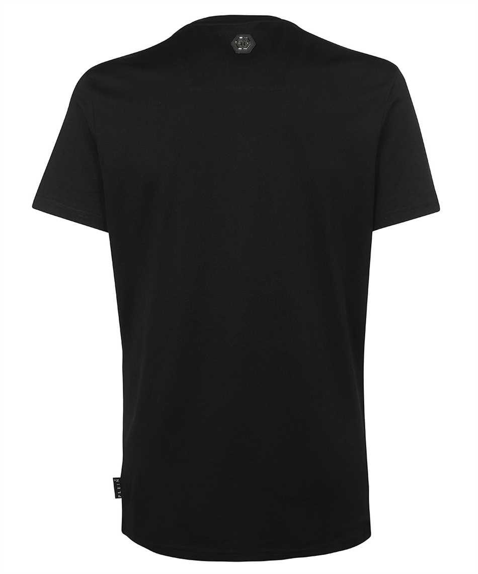 Philipp Plein PAAC MTK5161 CRYSTAL T-shirt 2