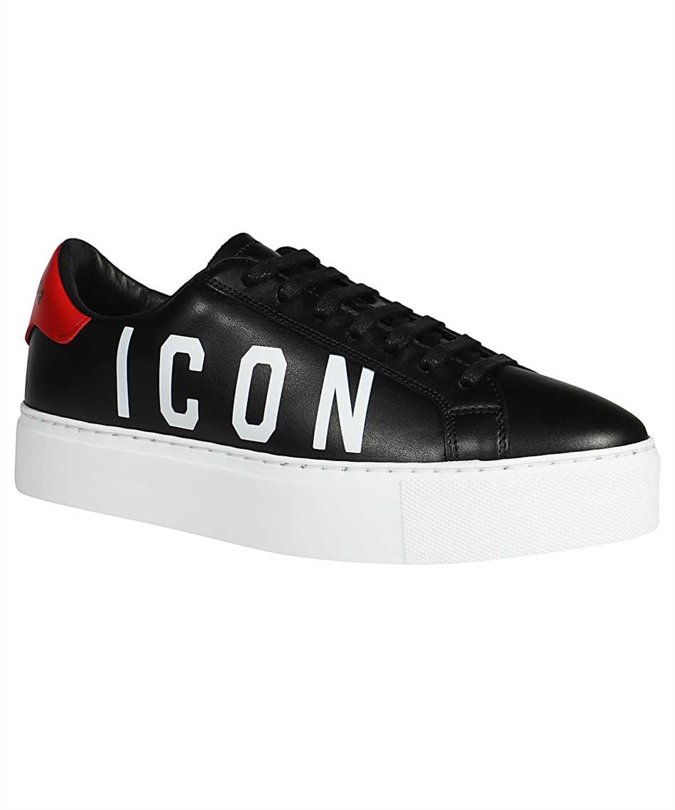 Dsquared2 SNW0008 01502228 ICON NEW TENNIS Sneakers 2