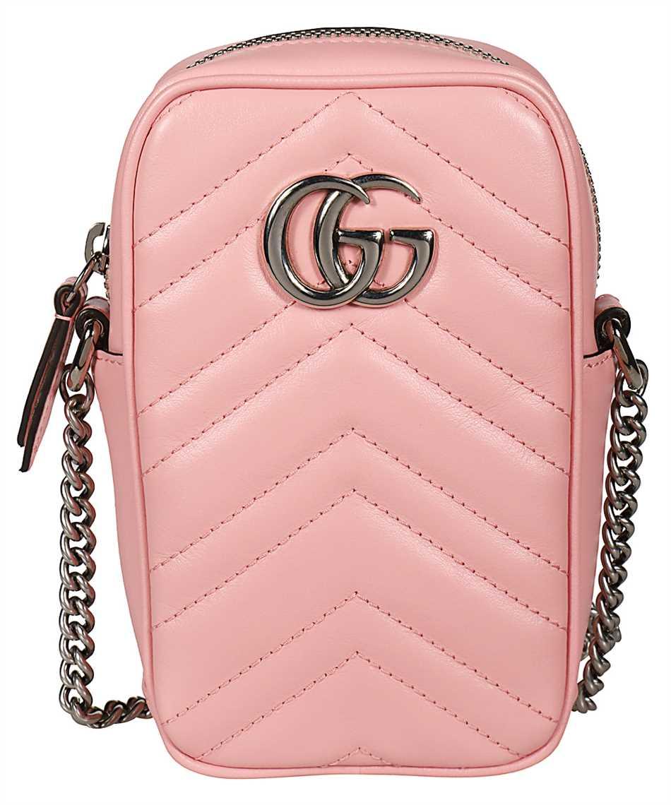 Gucci 598597 DTDCP GG MARMONT MINI Bag 1