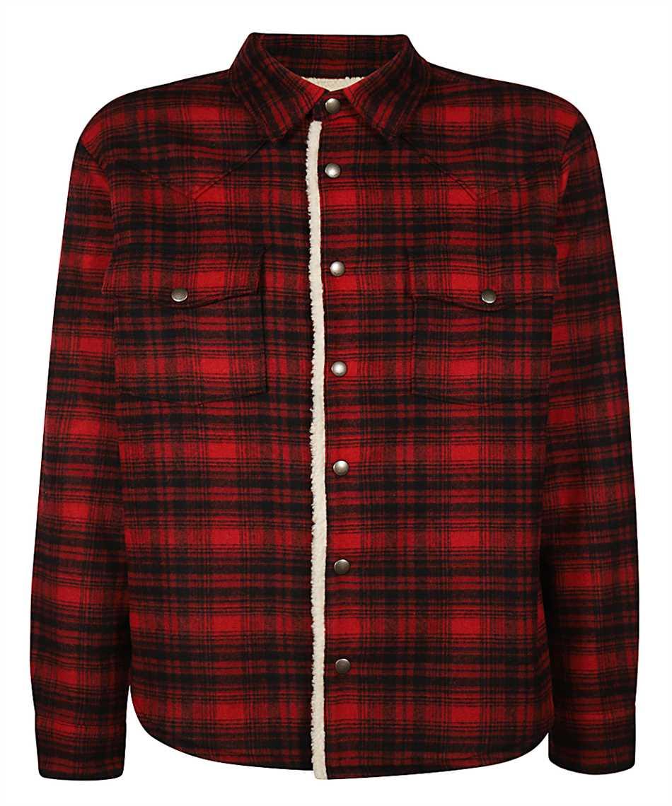 Saint Laurent 636685 Y592V WESTERN Shirt 1