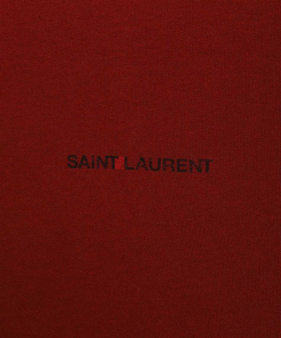 Saint Laurent 660774 YBYL2 LOGO T-Shirt 3