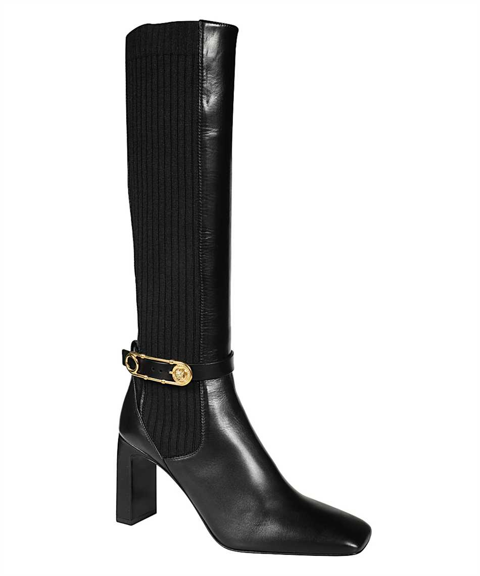 Versace DST472M DVT2P SAFETY PIN Stiefel 2