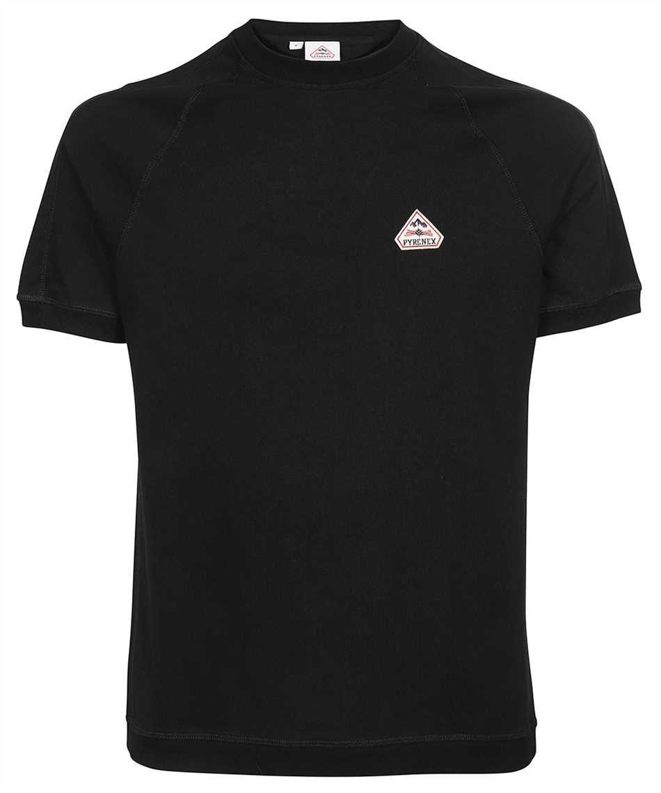 PYRENEX HMP009 PEAK T-shirt 1