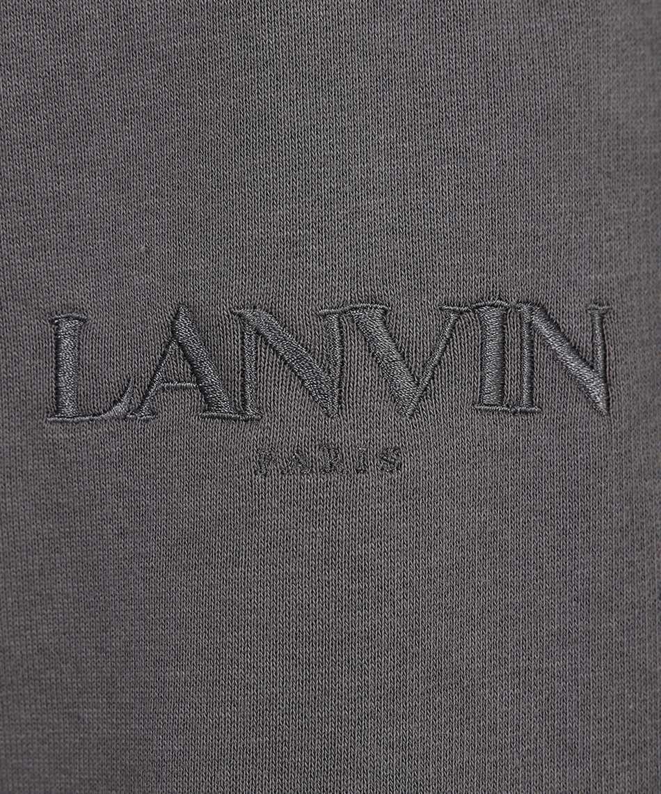 Lanvin RM TR0041 J008 A21 PARIS EMBROIDERED JOGGING Hose 3