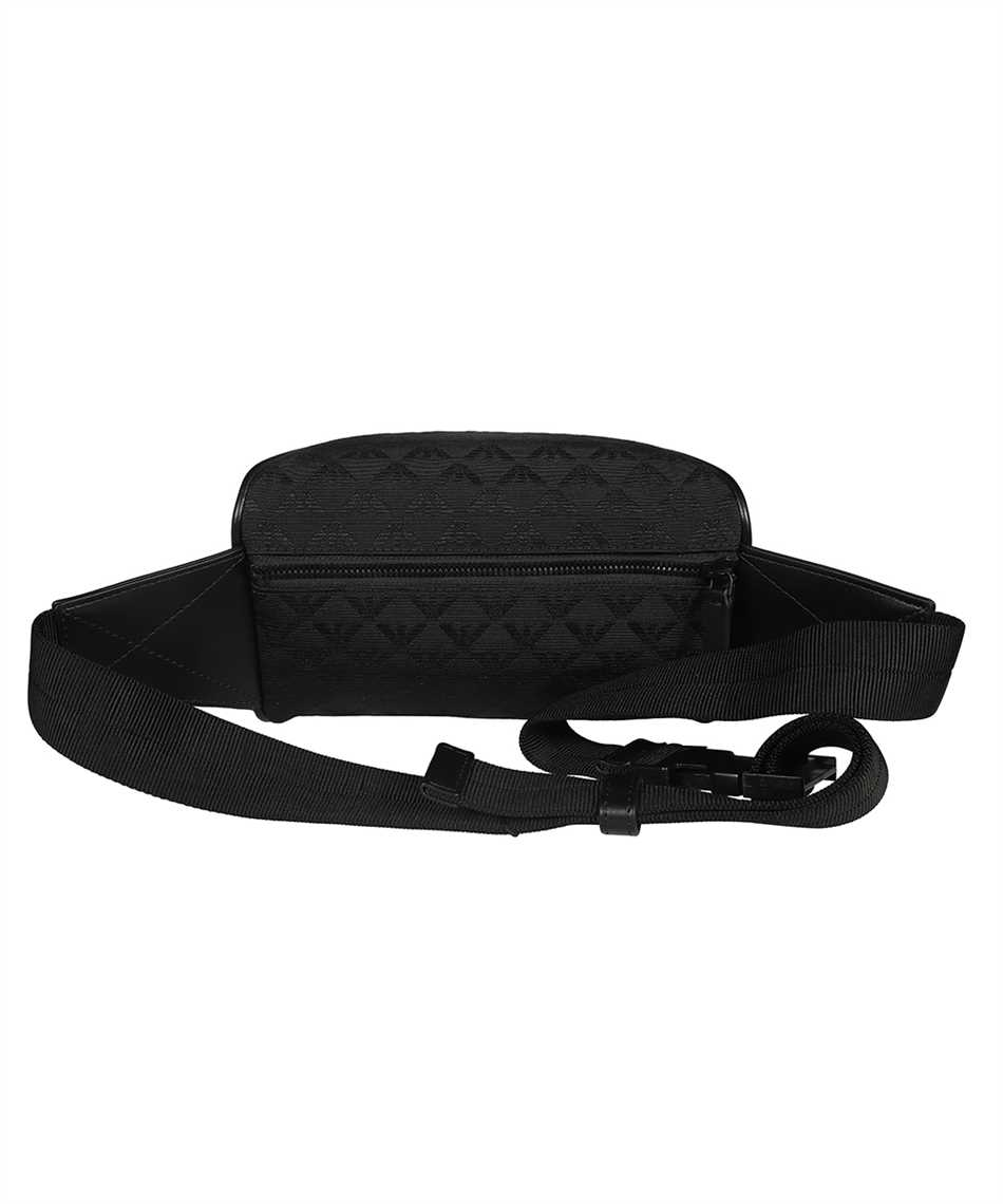 Emporio Armani Y4O312 Y022V BI-MATERIAL Belt bag 2