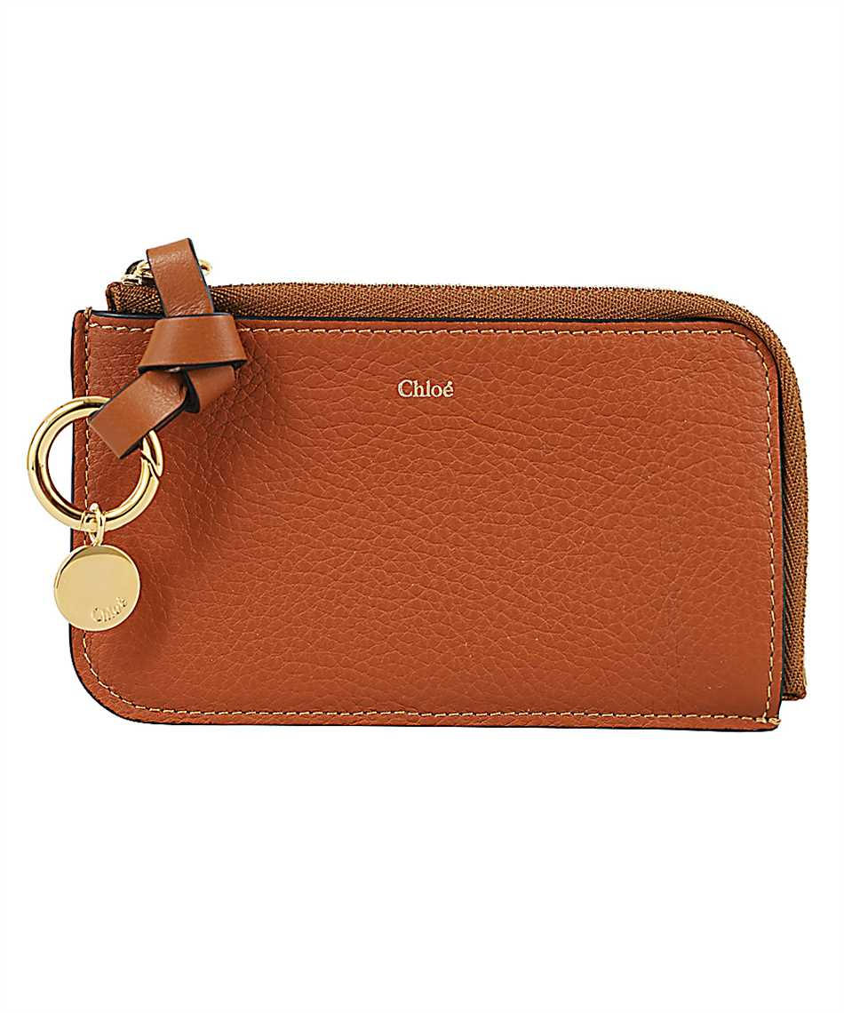 Chloé CHC17UP716H9Q ALPHABET Card holder 1