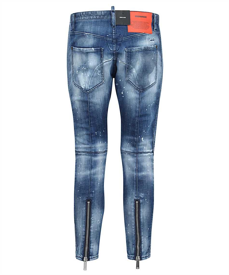 Dsquared2 S74LB0847 S30342 BIKER Jeans 2
