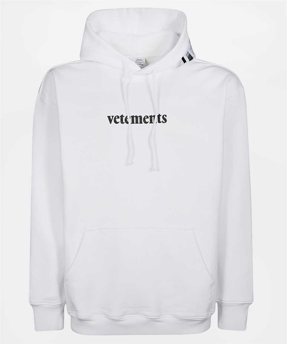 Vetements TR311 Kapuzen-Sweatshirt 1