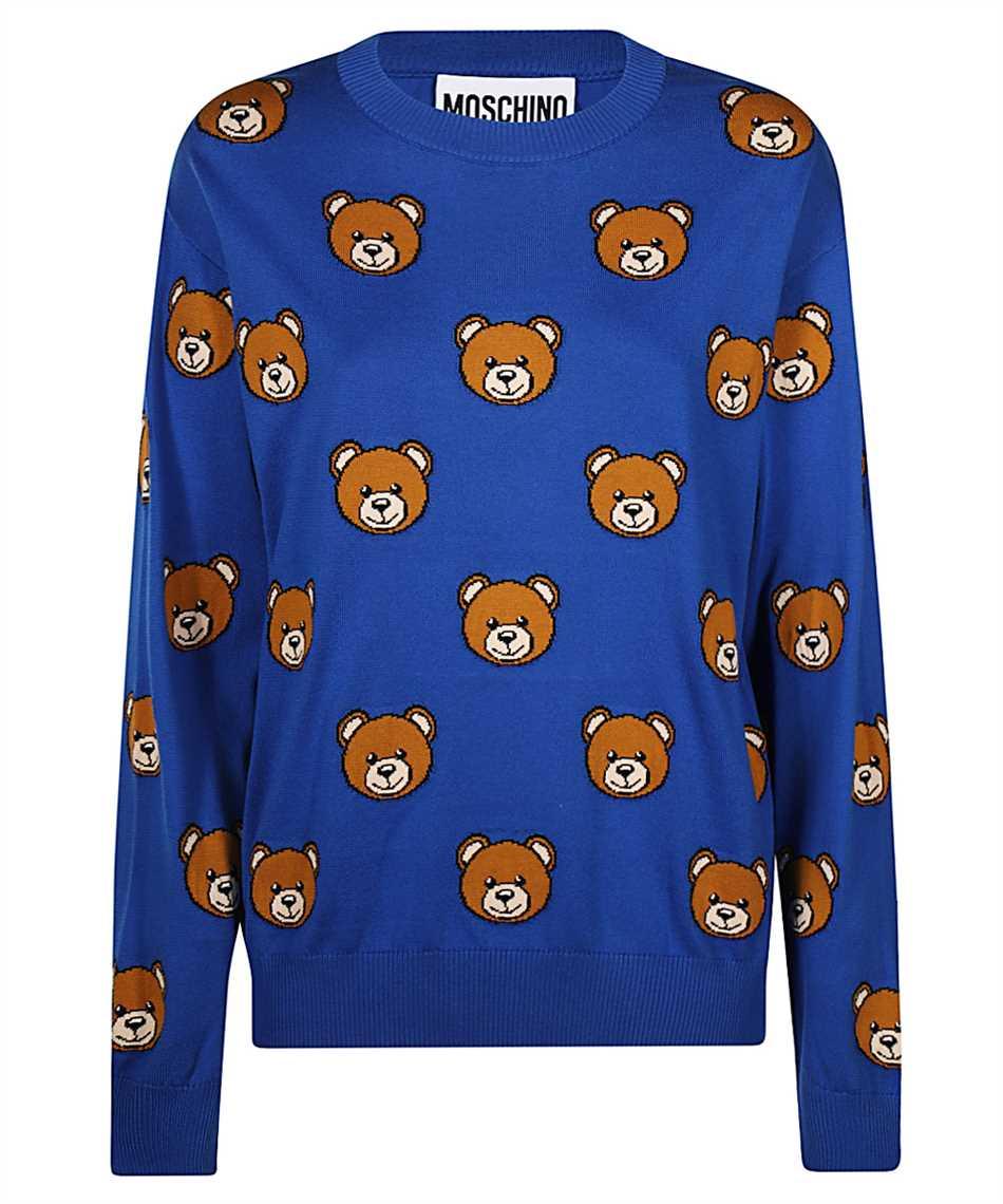 Moschino V0912 502 TEDDY BEAR Maglia 1
