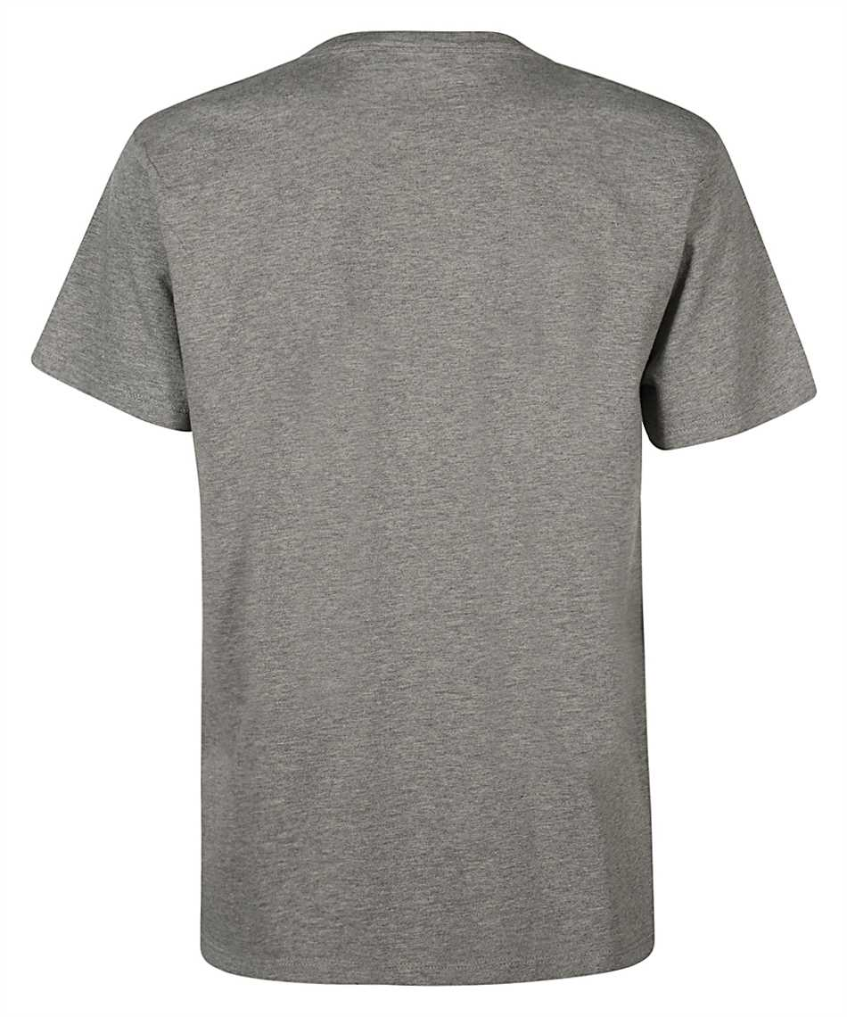 Maison Kitsune AW00103KJ0005 FOX HEAD PATCH CLASSIC T-Shirt 2