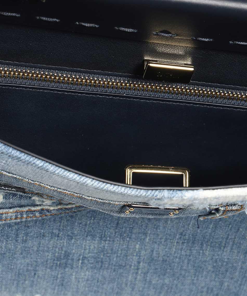 Dolce & Gabbana BB6891 AO621 LARGE SICILY 62 SOFT Borsa 3