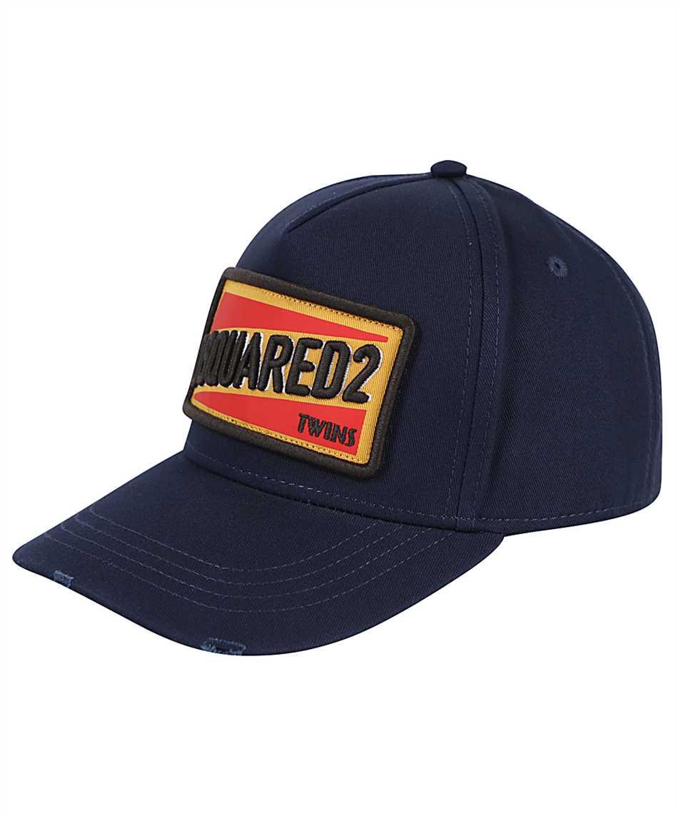 Dsquared2 BCM0419 05C00001 DSQUARED2 PATCH CAP Cappello 1