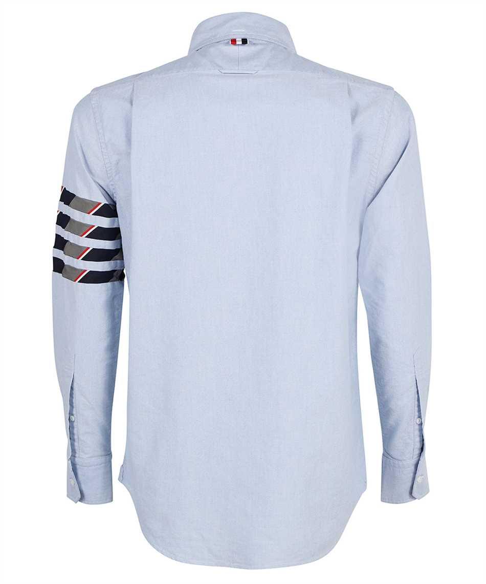 Thom Browne MWL374C 06177 STRAIGHT FIT Shirt 2