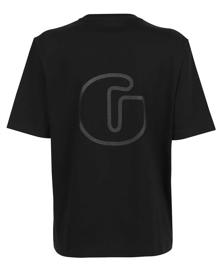 Lanvin RU TS0005 J090 E21 GALLERY DEPT. PRINTED T-shirt 2