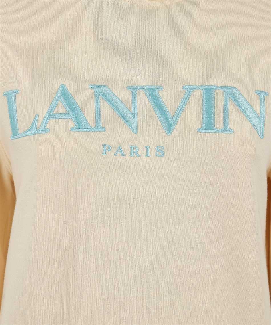 Lanvin RW TO698J JR32 H20 Felpa 3