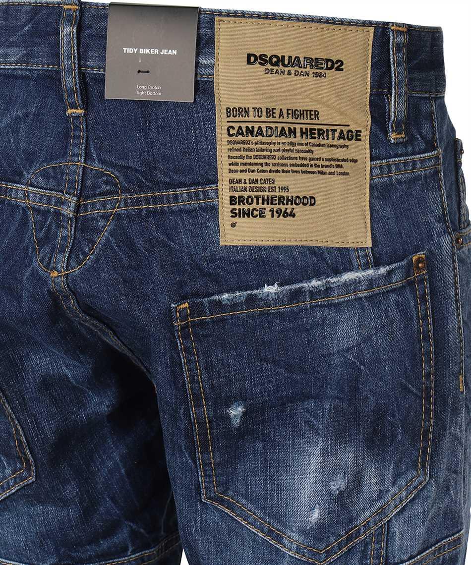 Dsquared2 S71LB0882 S30309 TIDY BIKER Jeans 3