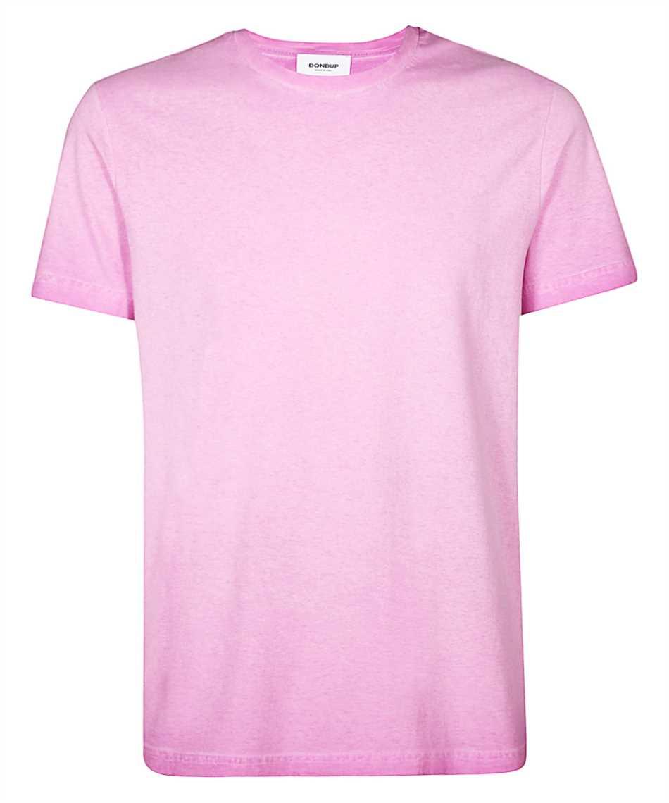 Don Dup US198 JF025U ZE6 LOGO T-shirt 1