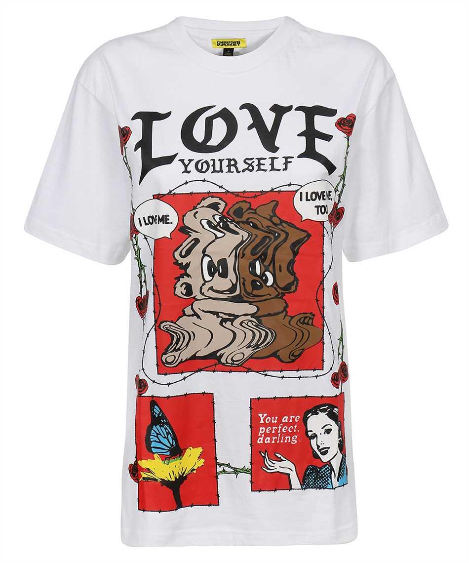 Chinatown Market 1990425 NEVER BE ALONE BEAR T-shirt 1