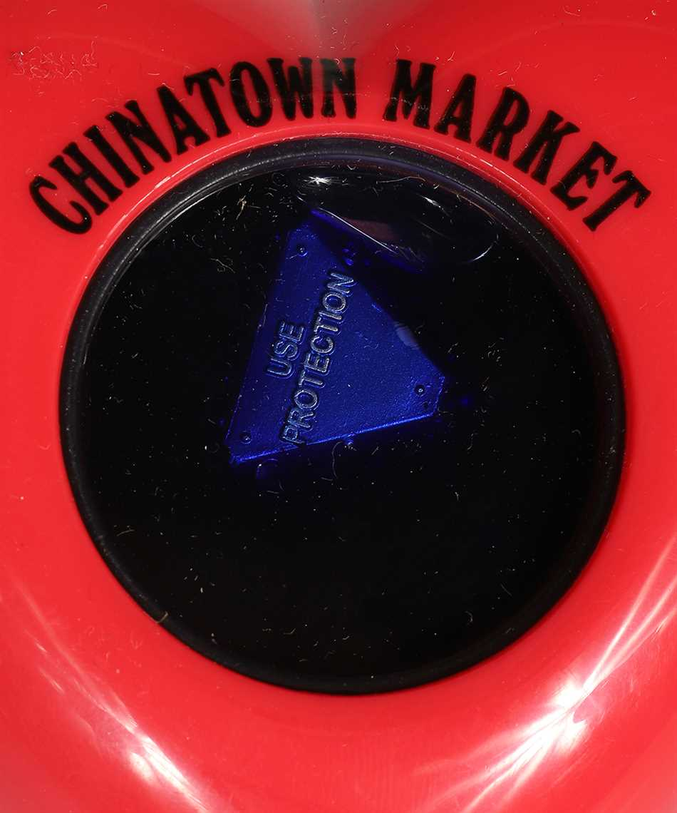 Chinatown Market 260332 SMILEY LOVE FORTUNE Palla oracolo 3