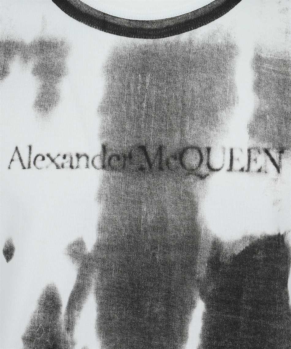 Alexander McQueen 650426 QQZ68 XRAY T-shirt 3