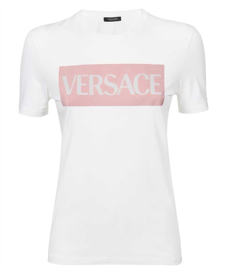 Versace A89346 A213311 LOGO T-shirt 1