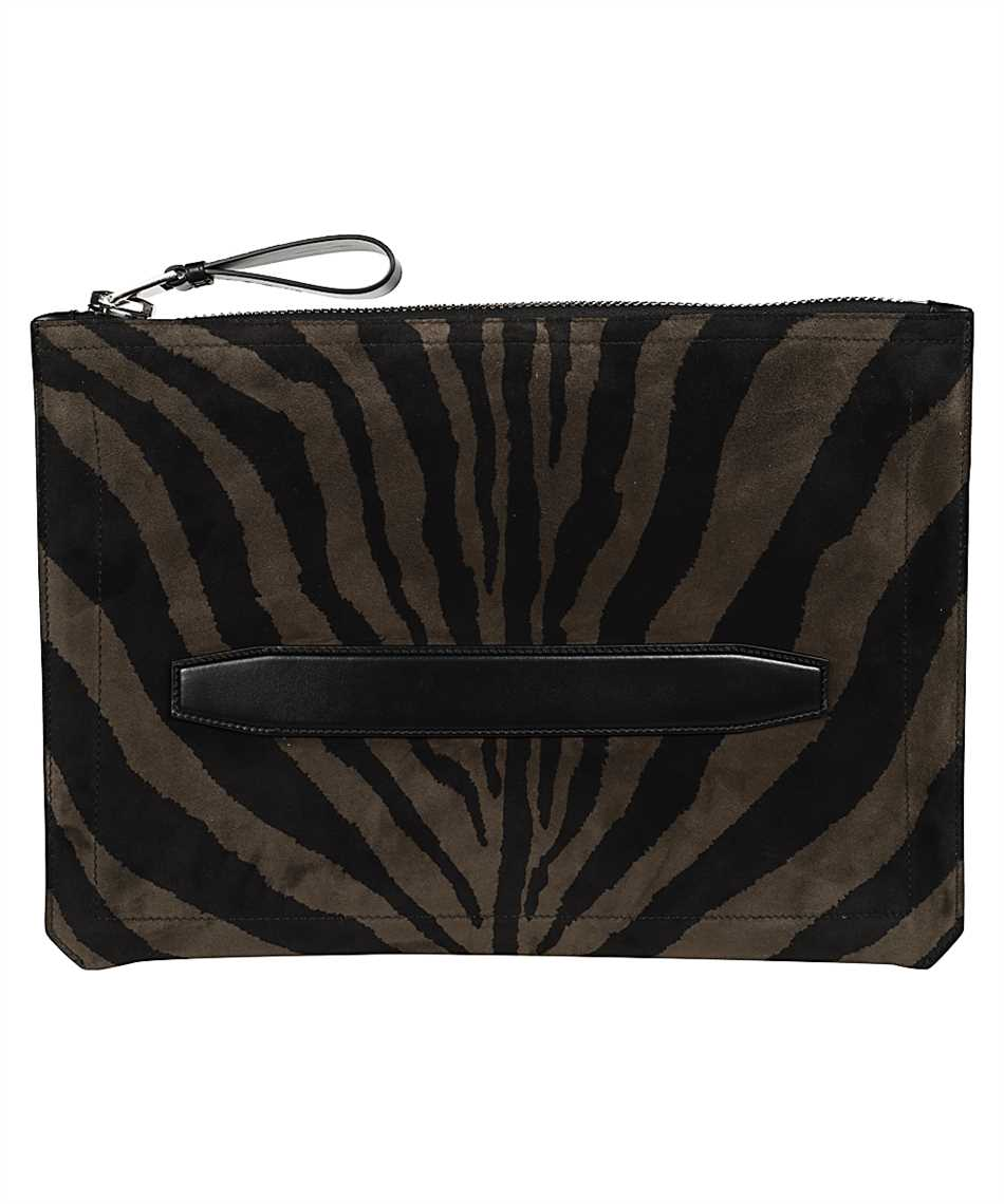 Tom Ford H0271P-LCL078 ZEBRA SUEDE Bag 1