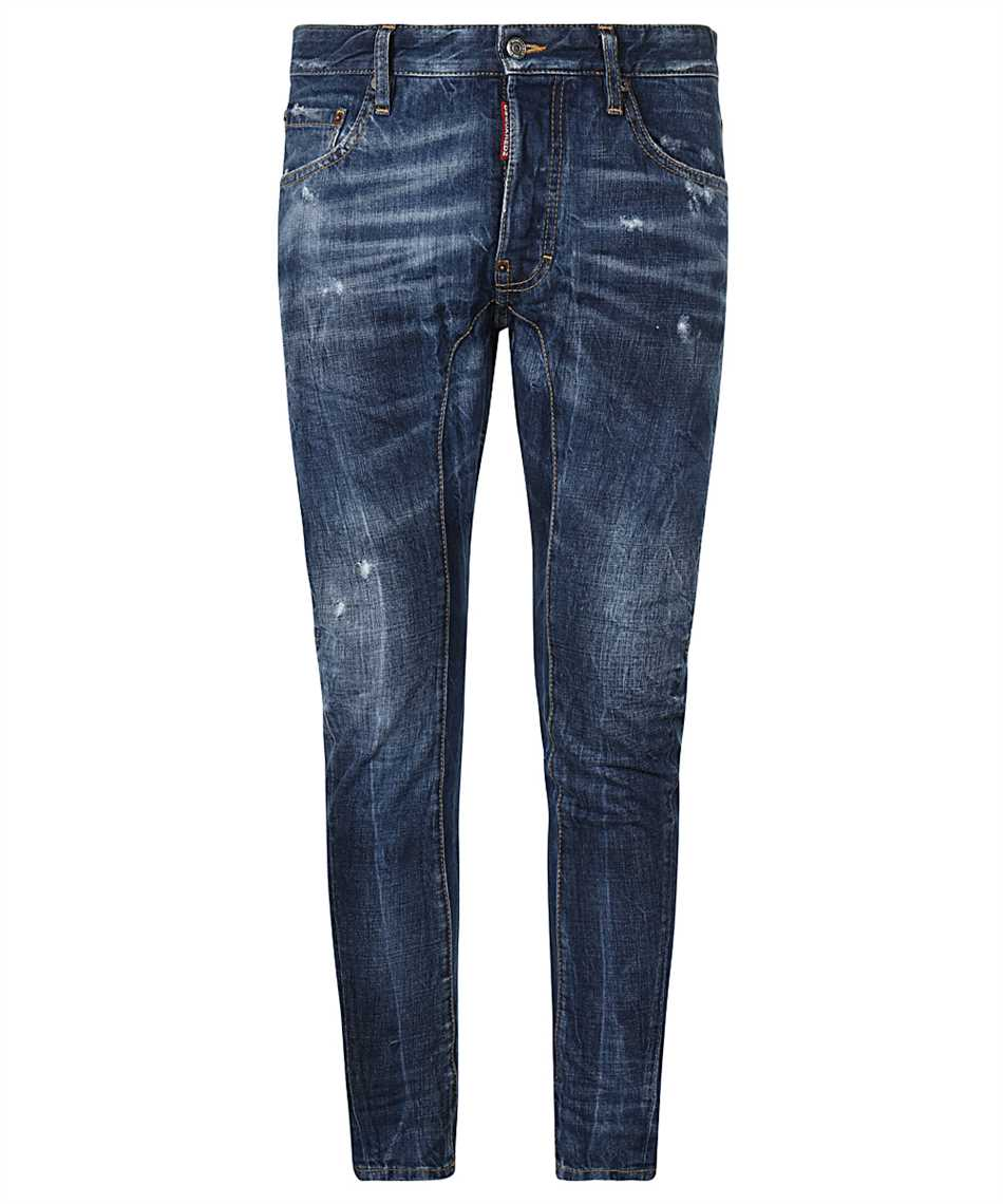 Dsquared2 S71LB0882 S30309 TIDY BIKER Jeans 1