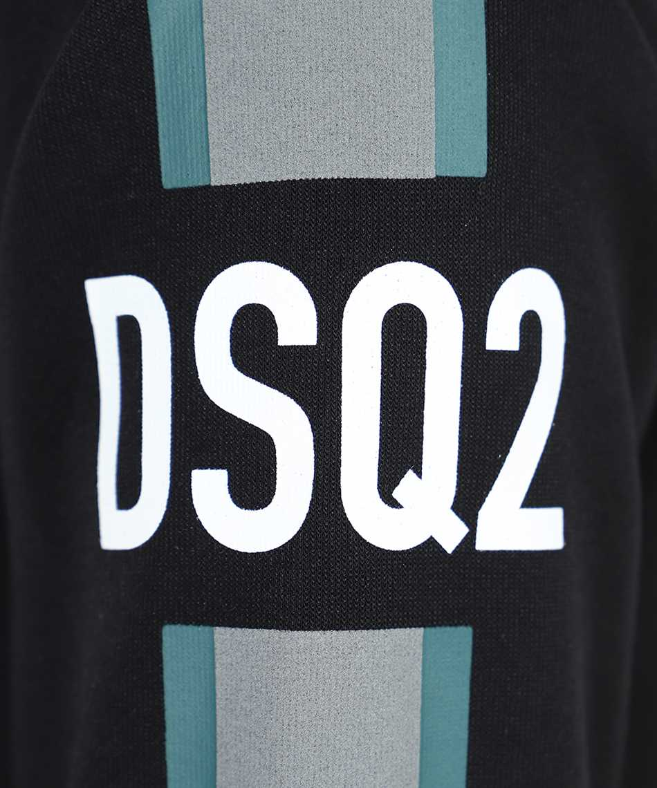 Dsquared2 S74GU0481 S23360 DSQ2 SIDE LINE Felpa 3