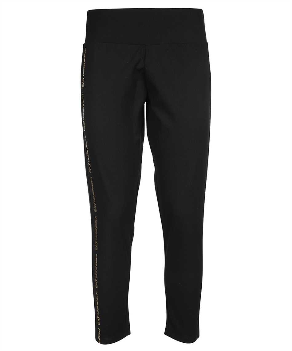 EA7 3KTP59 TJ9PZ LOGO STRETCH Trousers 1