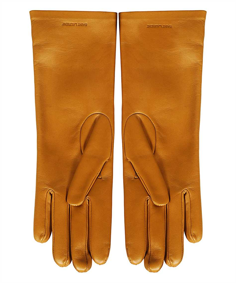 Saint Laurent 639505 3YA26 Gloves 2
