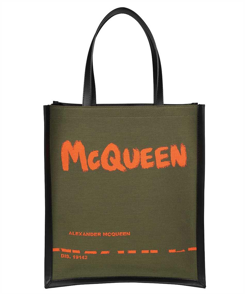 Alexander McQueen 653165 2B410 CITY TOTE Bag 1