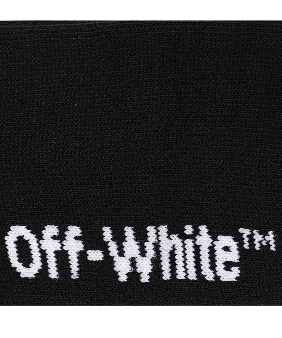 Off-White OMRA001R21KNI002 ARROWS MID LENGTH Socks 2