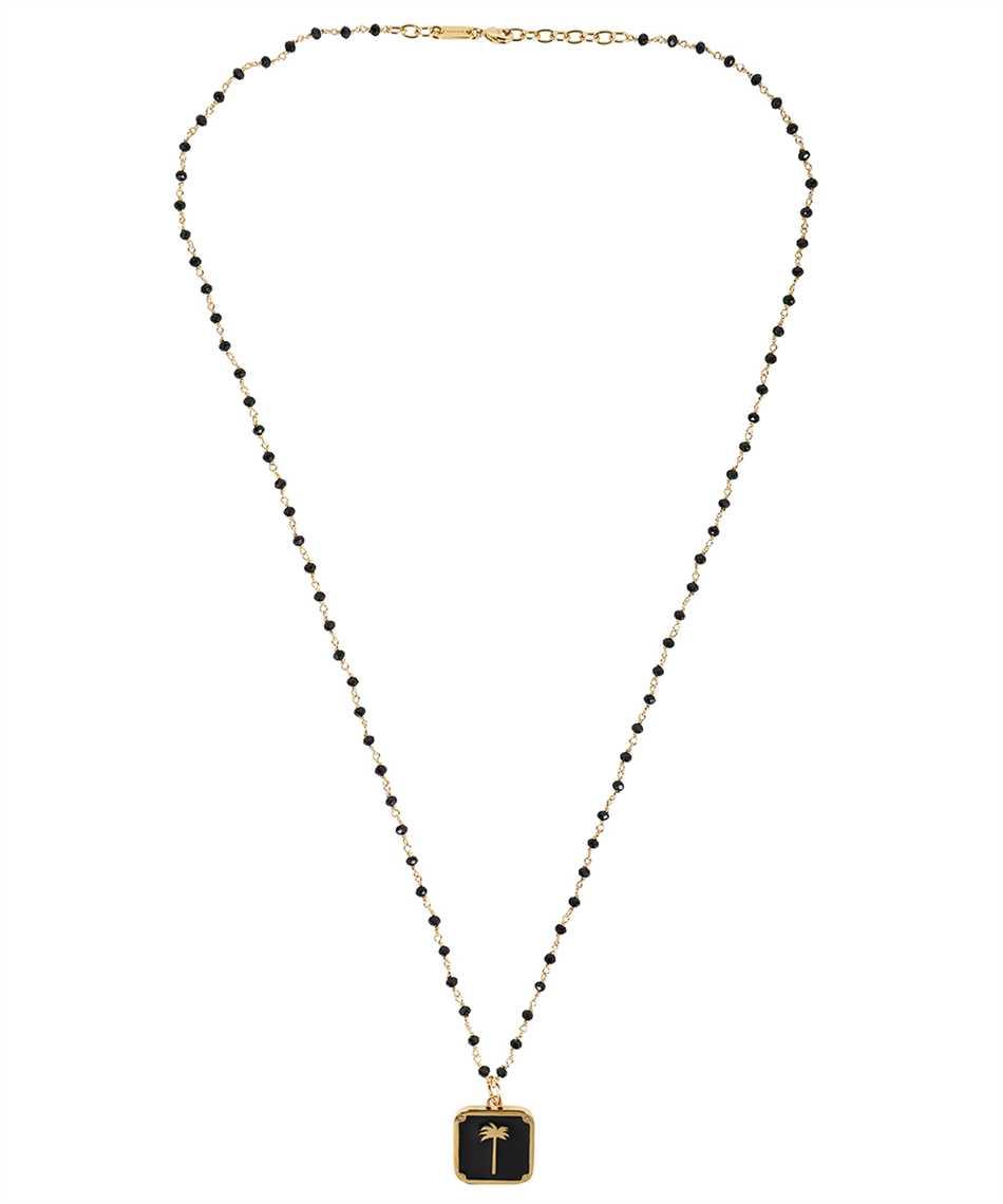 Palm Angels PMOB019F21MET001 PALM MEDAL Halskette 1