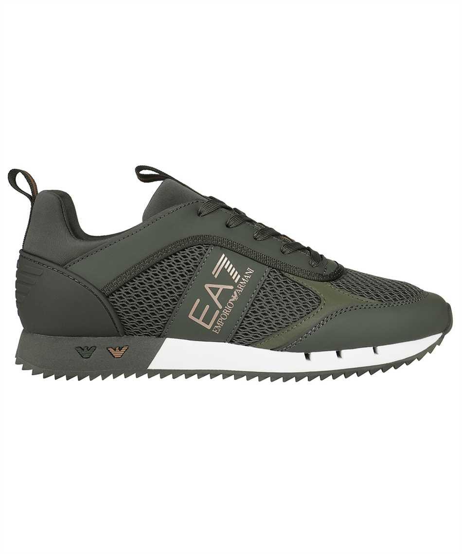 EA7 X8X027 XK050 UNISEX WOVEN Sneakers 1