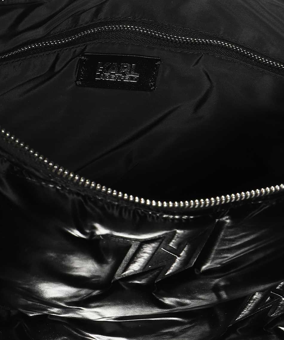 Karl Lagerfeld 216W3066 K/MONOGRAM KUILT MEDIUM HOBO Tasche 3