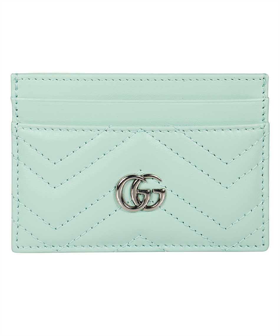 Gucci 443127 DTD1P GG MARMONT Card holder 1