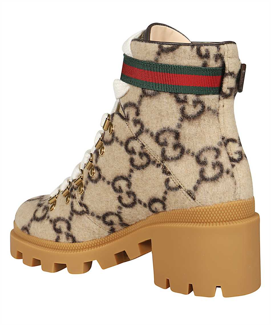 Gucci 578585 G38H0 GG WOOL Boots 3