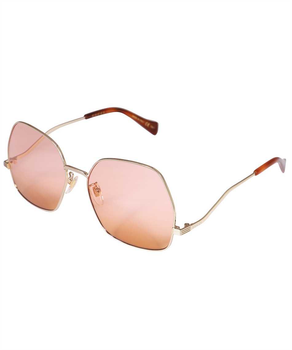 Gucci 663756 I3330 GEOMETRICAL-FRAME Occhiali da sole 2