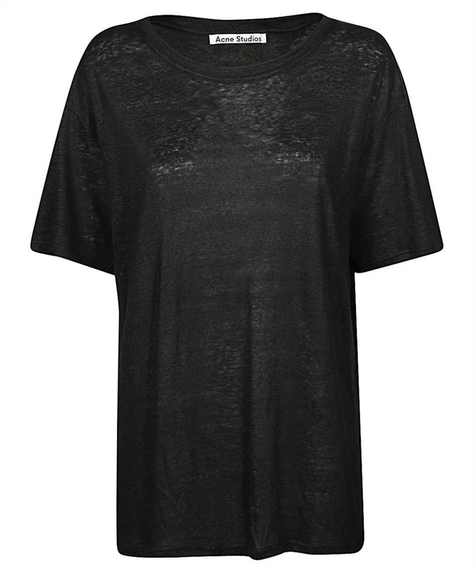 Acne FN-WN-TSHI000199 LINEN T-shirt 1