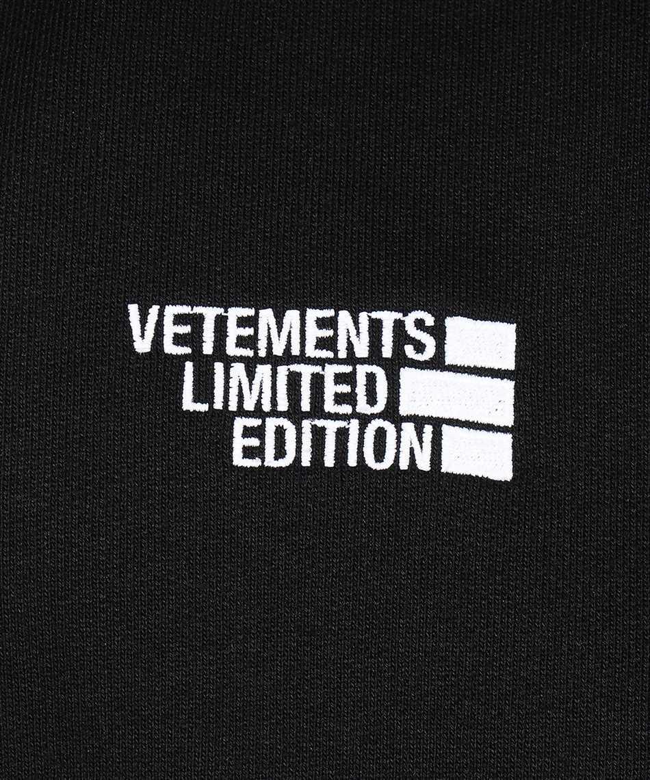 Vetements UE51TR730B LOGO LIMITED EDITION Felpa 3