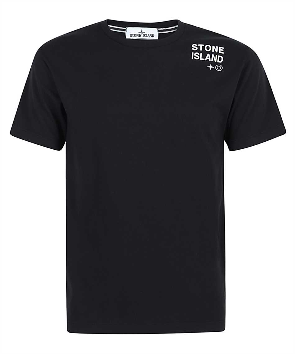Stone Island 2NS56 SMALL LOGO TWO T-shirt 1