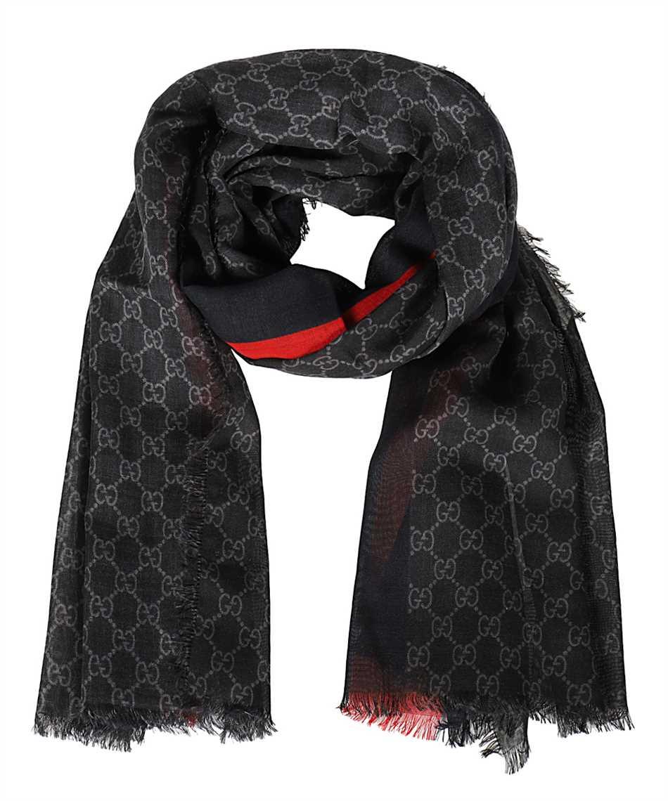 Gucci 497915 4G200 Scarf 1