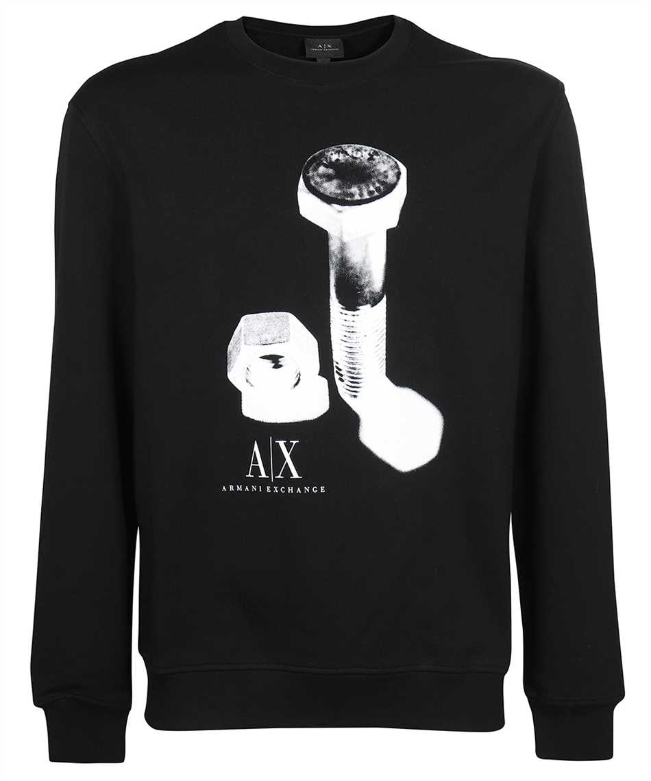 Armani Exchange 6KZMAW ZJ6RZ REGULAR FIT Sweatshirt 1