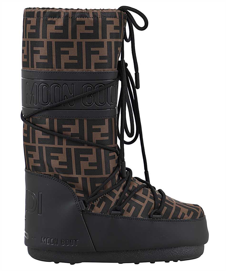 Fendi 8U8072 AE73 MOON X Boots 1