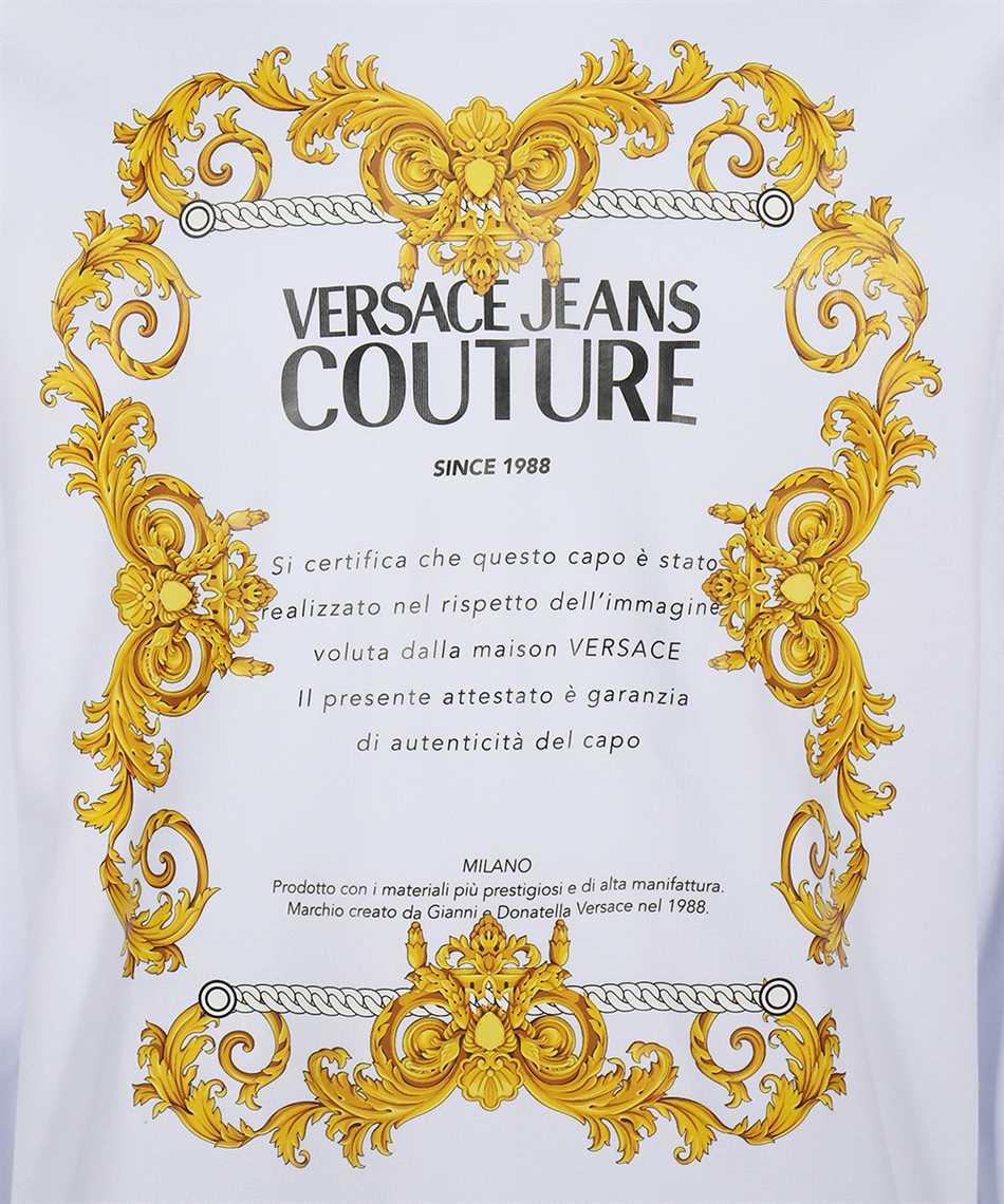 Versace Jeans Couture B7 GZA7TT 30318 Sweatshirt 3