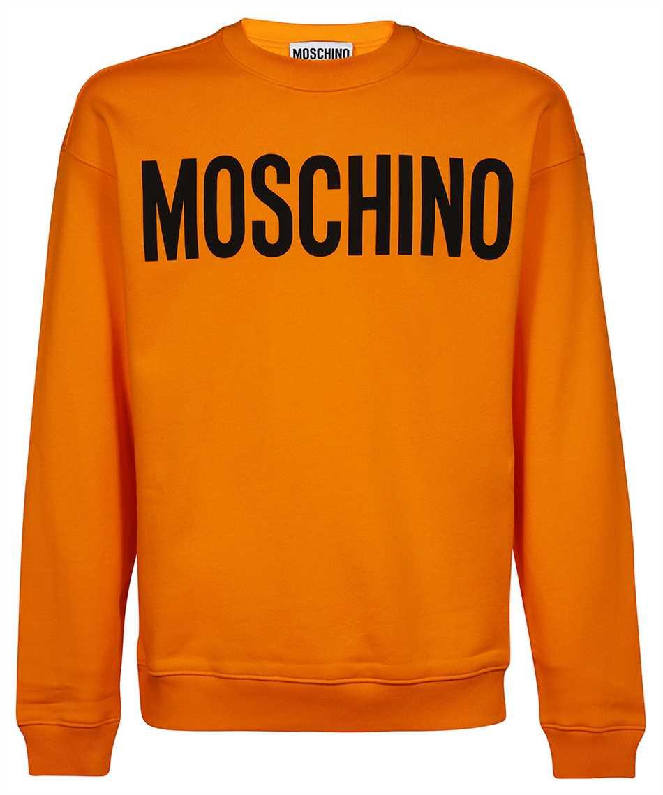 Moschino J 1718 7027 LOGO Sweatshirt 1