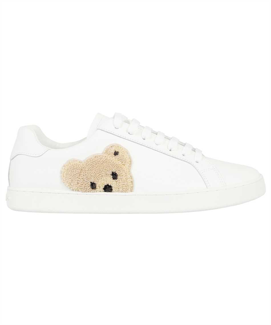 Palm Angels PMIA058F21LEA001 NEW TEDDY BEAR TENNIS Sneakers 1