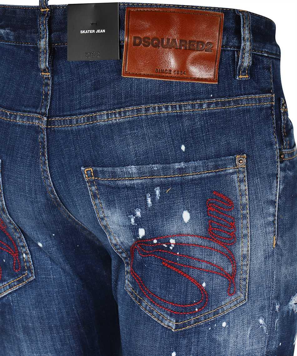 Dsquared2 S71LB0774 S30342 SKATER Jeans 3